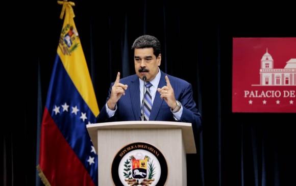 Gobierno de Venezuela: Colombia asume conducta antidiplomática ante planes contra pdte. Maduro