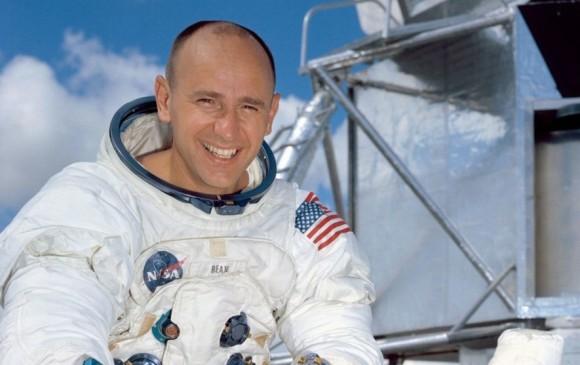 Internacionales: Falleció Alan Bean, el cuarto hombre en pisar la Luna