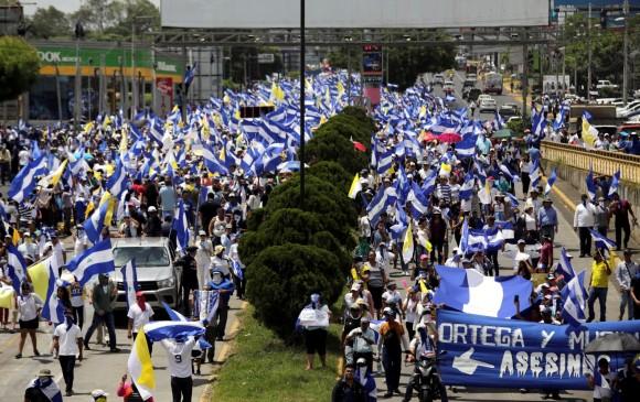 Presidente Daniel Ortega reitera que no renunciará a su cargo