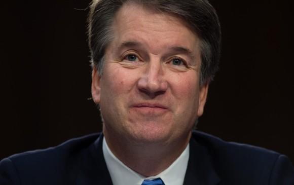Con 50 votos a favor y 48 en contra, el candidato Brett Kavanaugh quedó confirmado para ser el nuevo juez del Tribunal Supremo de Estados Unidos. Foto AFP