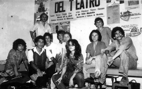 Hace 40 años nació el Teatro Matacandelas