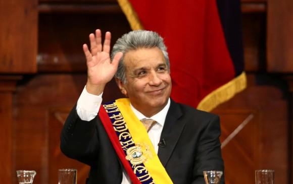 Macri se descompuso en Ecuador durante la asunción de Lenin Moreno