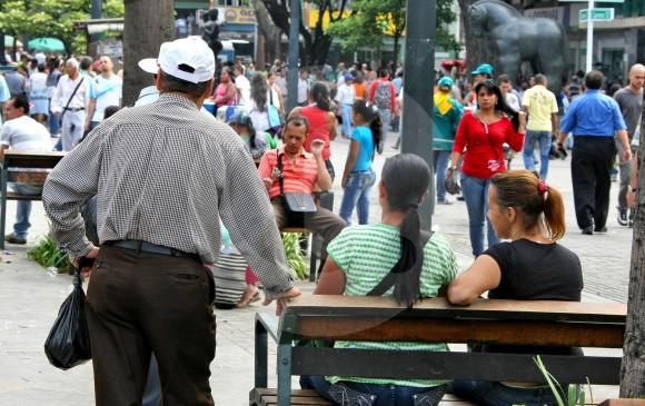 Desempleo en Colombia y Medellín para 2015
