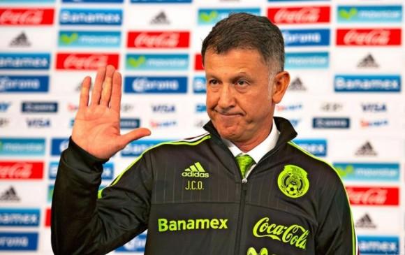 Juan Carlos Osorio quedará fuera del Tricolor