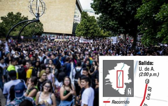 Los organizadores esperan la asistencia de 7.000 personas. FOTO: JAIME PÉREZ