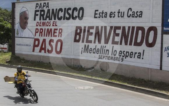 Organizadores de visita del Papa a Colombia harán gran colecta nacional