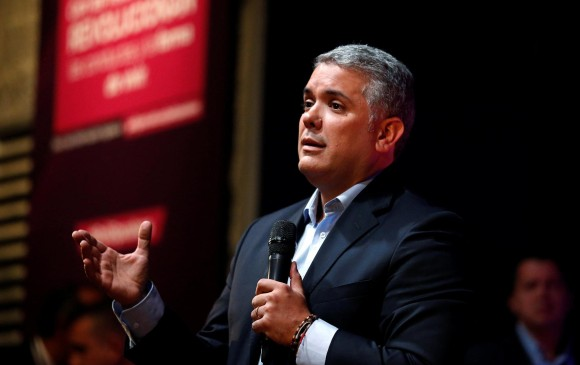 En Colombia asumió Duque y anunció cambios al tratado de paz