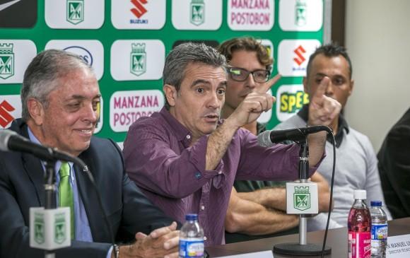 Juan Manuel Lillo se presenta como DT de Nacional — En vivo