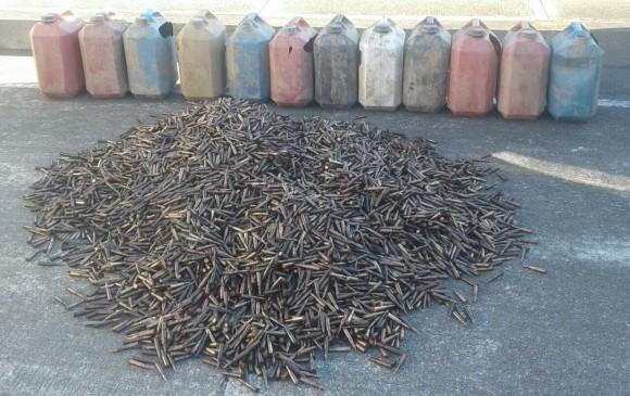 Aplazada extracción de caletas de las Farc