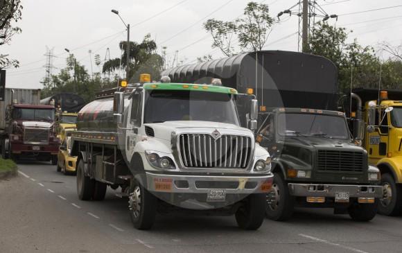Colfecar, gremio de transportadores, considera que se debe buscar un equilibrio entre la oferta y demanda en el servicio y combatir la informalidad. Foto: Jaime Pérez.