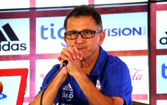 Si fuera presidente de la APF, Osorio ya estaría en Colombia