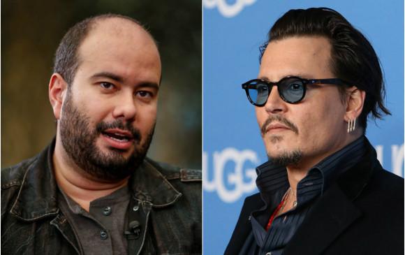 Johnny Depp confirma que estará en nueva película de Ciro Guerra