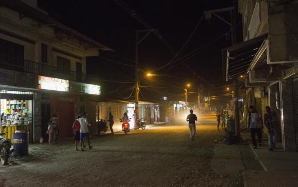 """Inicia instalación de mojones fronterizos entre Antioquia y Chocó"""""""