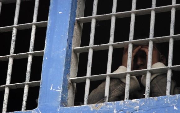 Imagen de archivo. Presos en la cárcel San Fernando. FOTO: CORTESÍA