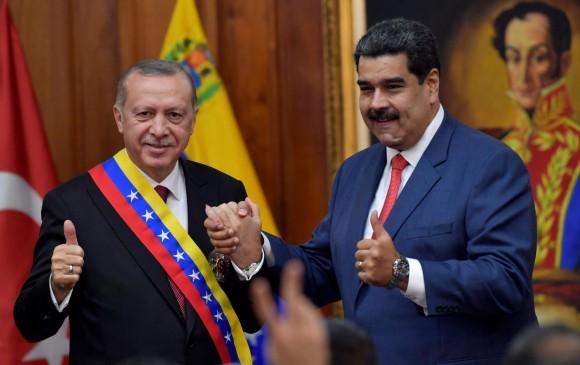 Maduro partió a Rusia para reunirse con Vladimir Putin en Moscú