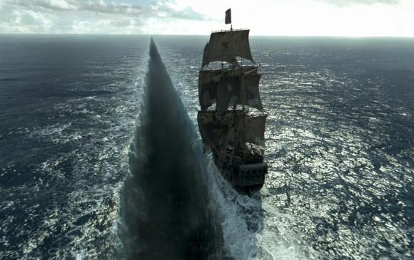 Hoy se estrena Piratas del Caribe a nivel nacional