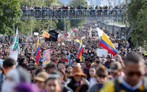 Comité nacional mantiene paro, cacerolazos y concierto, tras llamado al diálogo