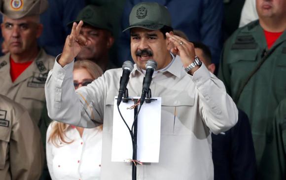 El Gobierno de Venezuela denuncia un intento de golpe de Estado - Mundo