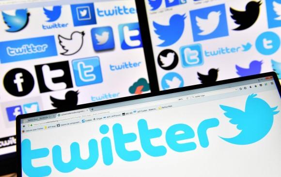 Twitter tiene 330 millones de usuarios. FOTO AFP