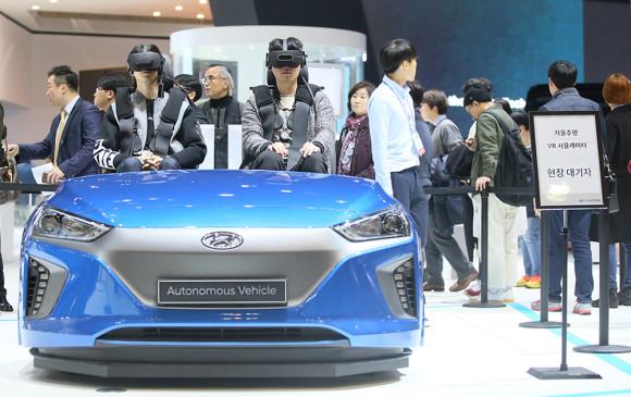 Así rueda en Corea del Sur el futuro de los vehículos