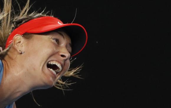 Sharapova, sin sudar apenas, reta ahora a Wozniacki