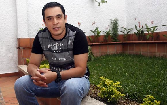 Dany Hoyos (suso), actor y humorista