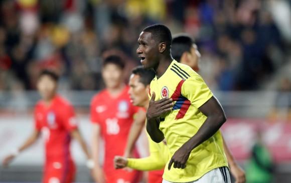 La Selección Colombia ya trabaja con 13 jugadores