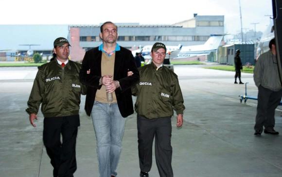 Exparamilitar Mancuso quedará libre el 27 de marzo en EE. UU.
