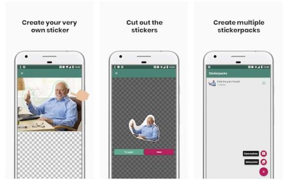 C 243 Mo Crear Tus Propios Stickers De Whatsapp