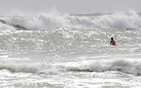 Huracán Michael en Florida, Estados Unidos. FOTO: EFE