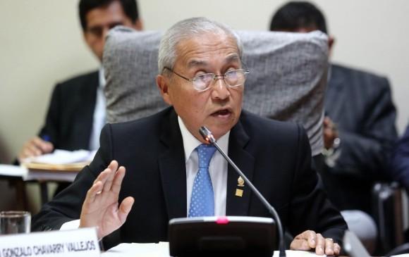 Chávarry fue elegido fiscal de la Nación el 7 de junio del 2018. Juró al cargo el 20 de julio último con numerosas críticas en su contra por audios que probarían diversos nexos entre él y el ex juez supremo César Hinostroza, supuesto líder de la organización criminal Los Cuellos Blancos del Puerto.