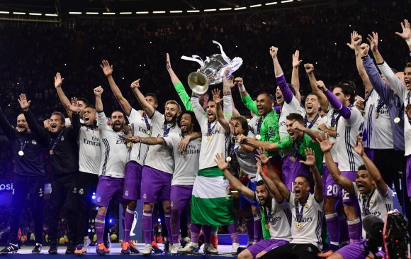 Los récords de Cristiano Ronaldo en Champions