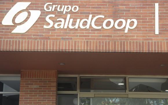 Imagen referente a una sede de Saludcoop. FOTO COlprensa