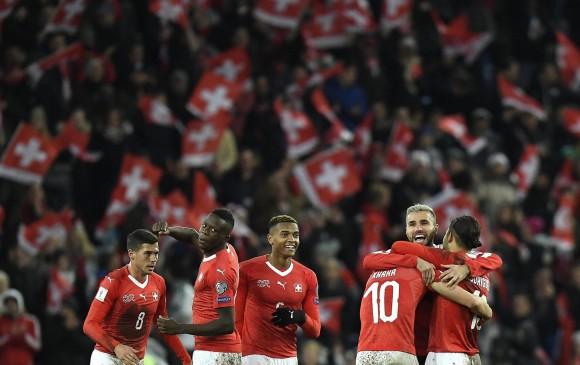 Dinamarca golea a Irlanda y saca boleto para Rusia 2018