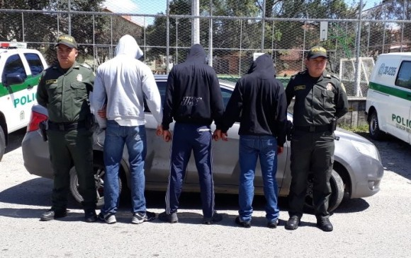 FOTO CORTESÍA POLICÍA ANTIOQUIA