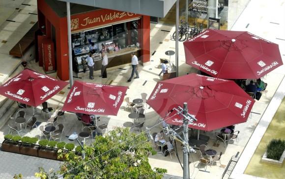 Juan Valdez arribó este mes al mercado de Brasil mediante la distribución de sus productos en 108 tiendas de la cadena de Pao de Azúcar, propiedad del Grupo Éxito. FOTO Juan Antonio Sánchez