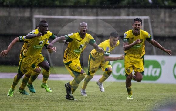 Leones de Itagüí, nuevo integrante de la primera división