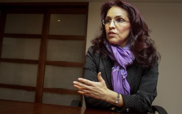 Viviane Morales será precandidata a la Presidencia