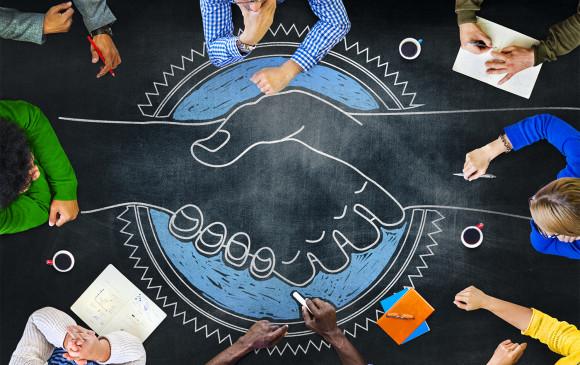 En el departamento paisa hay 53 emprendimientos sociales, según la encuesta de Recon, eso representa el 2,6 % del total: 2.000. Foto Shutterstock