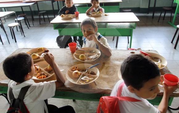 Rendición de cuentas de la Contraloría criticó Programa de Alimentación Escolar