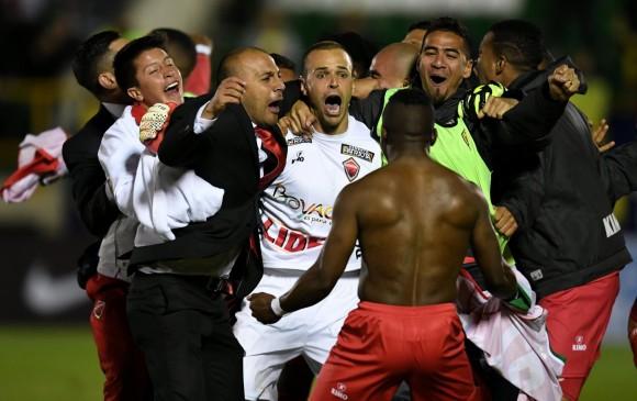 Patriotas logró histórica clasificación a la segunda fase de la Copa Sudamericana
