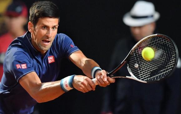 Del Potro desafía a Djokovic — Roma