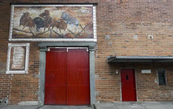 D'Groupe, socio mayoritario de La Macarena, le cerró las puertas a Casa Toreros, que estaba en el proceso de alquilar la plaza para la temporada taurina en febrero. FOTO MANUEL SALDARRIAGA