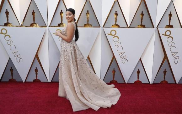 La actriz Gina Rodriguez. FOTO AFP