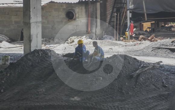 Según la ANM, la producción de carbón en Antioquia entre enero y septiembre sumó 60.858 toneladas. Foto: Robinson Sáenz.