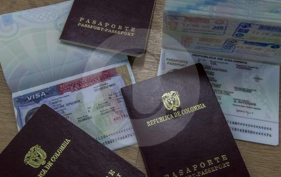 Subió el costo de expedición de pasaportes en Colombia