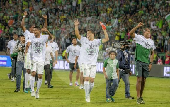 Todo terminó y Nacional conquistó la estrella 16 en el torneo colombiano, el más ganador de todos.