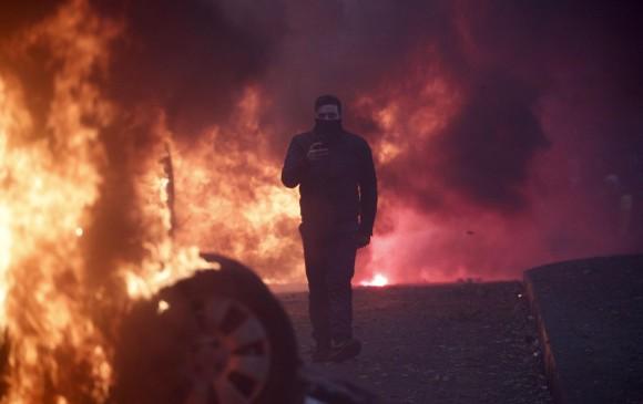 Francia suspenderá el aumento a combustibles