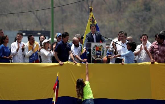 ¿De qué se trata el nuevo desafío de Guaidó a Maduro?