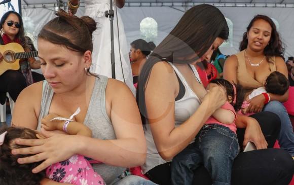 NESTLÉ Venezuela conmemora el mes de la Lactancia Materna